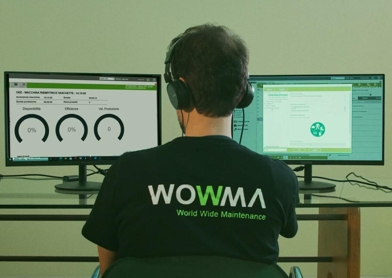 wowma_manutenzione remota
